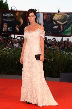 Anna Mouglalis in Chanel  – Venice Film Festival