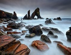 The Breeches II - Sea Arch at Crohy Head, Donegal | Photo by Gary McParland