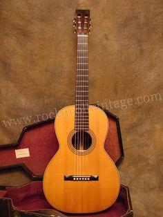 1891 Martin Acoustic Guitar