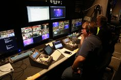 Live Video Production - PBS - America After Charleston | by Broadcast Management Group | www.broadcastmgmt.com/