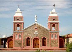 Iglesia de Paraguaipoa.Edo Zulia.Venezuela
