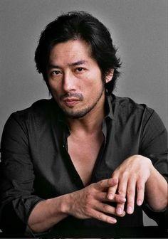 Japanese actor Hiroyuki Sanada | herinterest.com