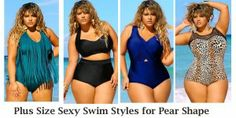Sexy plus size bathing suits, finally!!! How to Find a Swimsuit for Your Body Type My Image Expert