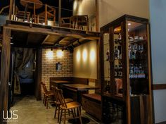 #blumenau #wsarq #arquitetura #cafeteria #coffee #coffeeshop #decor #design #mezanino #wood