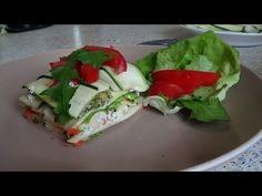 Recette de lasagnes végétalienne sans cuisson | Recette vegan crue - YouTube