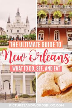 Things to Do in New Orleans | New Orelans Travel Guide | Things to Do in NOLA | 3 Days in New Orleans Itinerary | New Orleans Travel Tips | Mardi Gras Tips | Best New Orleans Food | Where to Eat in New Orleans | Best USA Weekend Getaways | USA Weekend Getaway Ideas | New Orleans Activities | What to See in New Orleans | New Orelans Aesthetic | Things to Do in the French Quarter