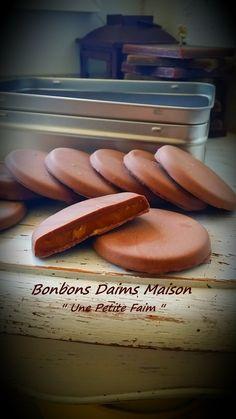 Bonbons Daims Maison