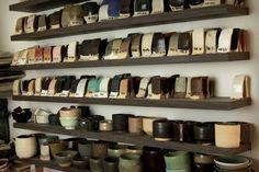 My workspace — Tristan Philippe Ceramiste My Workspace, Ceramic Studio, Shoe Rack, Pottery, Inspiration, Studios, Tutorials, Home, Blog