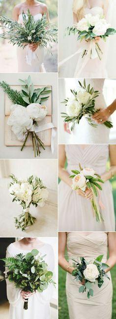 Organic Wedding Style - Brautstrauß