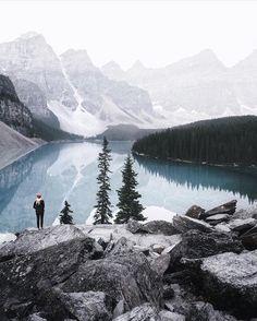 Moraine Lake | By @muenchmax #TheProTraveler