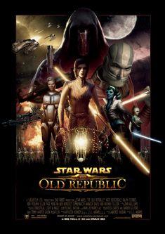 Star Wars Clone Trooper Robots Fighting Classic Movie Hot Poster K-431
