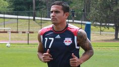Tim Cahill is now a New York Red Bull.
