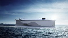 #SHIPPING - #Future past: can a trading #ship powered by #wind meet our modern needs? About 90 percent of internationally traded #goods are transported on ships that run on fossil fuels. A Norwegian #naval engineer has developed a wind-powered freighter as an alternative. But can it keep up?