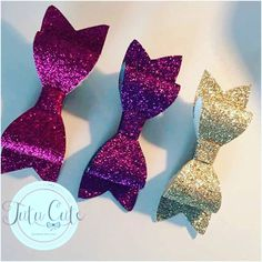 A personal favourite from my Etsy shop https://www.etsy.com/uk/listing/473278808/girls-purple-fuchsia-and-gold-hair-bow