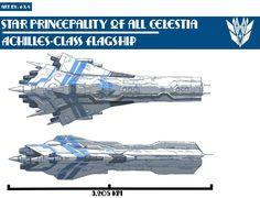 Achilles-Class Flagship - SOP by Pheasant-One