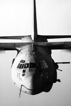 This is the AC-130 gunship. It is feared by many, flown by few, and beaten by none.