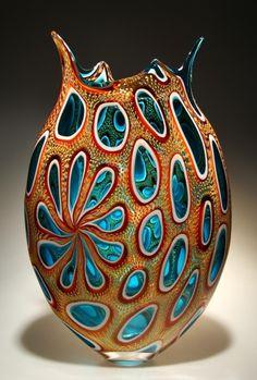 Cam sanatı : Vazo