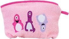 #puericultura Smithy Fashion 1208003 Little Polly – Bolsa impermeable para pañales (17 x 28 cm), color rosa