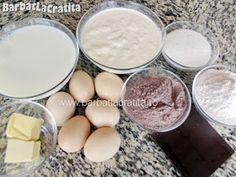 Tort krem a la krem Ingrediente Sugar