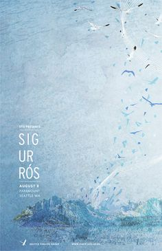 sigur ros posters - Google Search
