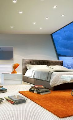 modern white, eco leather bedboards, design leather bed