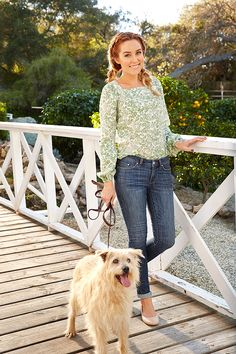 Chic Peek: My April Kohl's Collection laurenconrad waysify