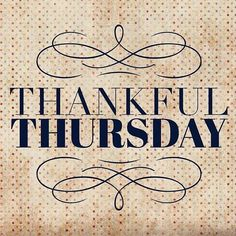 Happy Thursday ICC Friends! What are you thankful for this morning? #IceCreamConvos.com #ThankfulThursday
