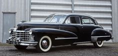 1947 Cadillac Series 62 Sedan Chassis no. Classic Car Garage, Classic Cars, Vintage Cars, Antique Cars, Cadillac Series 62, Automobile Companies, Cadillac Ct6, American Auto, Cars Uk