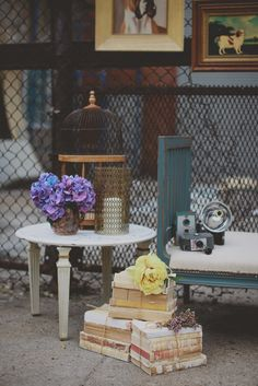 A Bushwick Fairytale with Rent Patina   Tinsel & Twine   Chellise Michael Photography   Blogcademy