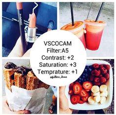 #vsco #filter