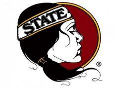 FSU Lady Seminole Logo