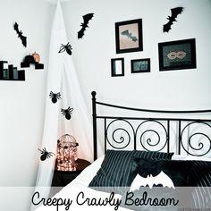 Creepy Crawly Bedroom