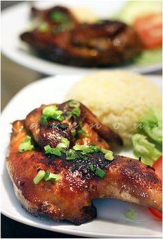 Ga Roti - #Vietnamese Roasted #Chicken #Recipe