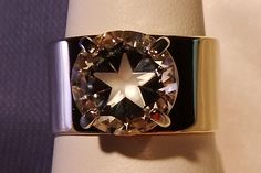 This 7ct Texas topaz ring will be featured in October Cowboys & Indians magazine.