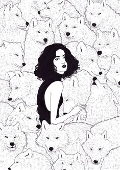 Sivan Karim© - Wolf Pack