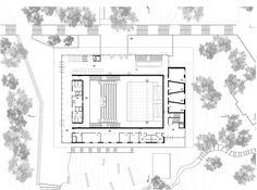 Gallery of Cultural Center Alb'Oru / Devaux & Devaux Architectes…