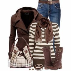 MODE THE WORLD: Adorable Fall Outfit With Fleece Zip-Up Hoodie