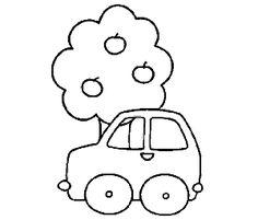 Dibujos infantiles de coches