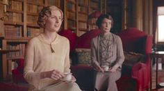 Downton Abbey 6x07- Lady Edith and Lady Cora