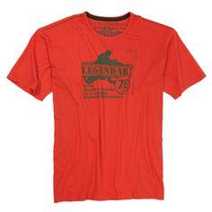 fetzige T-Shirts in großen Größen bis 8XL