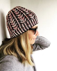 Diy Crafts - Ravelry: Magic Brioche pattern by Katrin Schubert Knitting Stitches, Knitting Patterns Free, Free Knitting, Crochet Patterns, Hat Patterns, Online Yarn Store, Knit Crochet, Crochet Hats, Sock Yarn