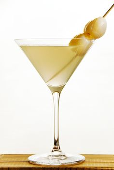 Lychee Martini. If you haven't tried one, you're missing out! #cocktails #drinks
