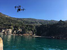 Riprese aeree drone Roma realizzate da pilota certificato ENAC Lumina Sense art lab