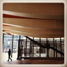 #upmc #lines #curves #jussieu #paris #campus - @lalasaida- #webstagram