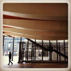 #upmc #lines #curves #jussieu #paris #campus - @lalasaida- #webstagram