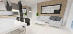 living room + wood