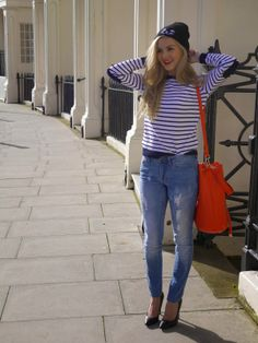 Niomi Smart<3 I absolutely love her style! And she is such a lovely girl :)
