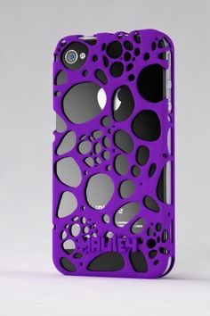 3ders.org - Polchemy Made-to-order 3D printed iPhone case | 3D Printing news