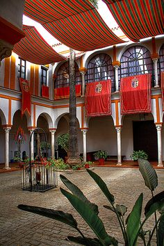 Palacio Conde Duque,  Olivares  Andalucia  Spain
