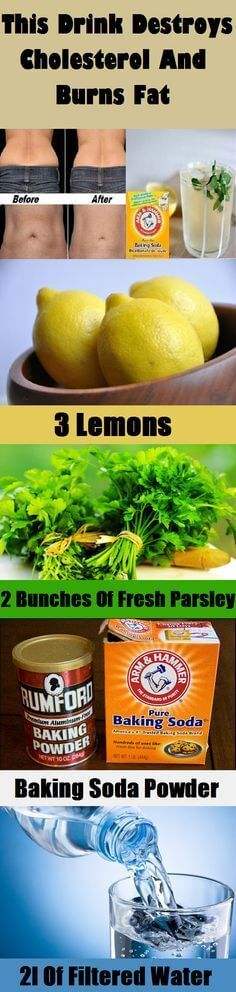 This Drink Destroys Cholesterol and Burns Fat - Home Health Solution